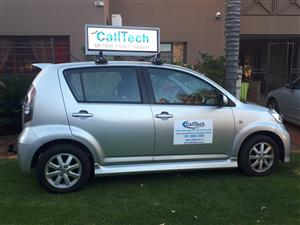 Lucrative Business - Outdoor Taxi LED - complete handover and client database with business cases
