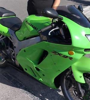 1998 Kawasaki ZX