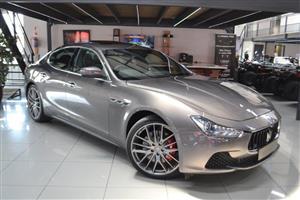 2020 Maserati Ghibli GHIBLI S