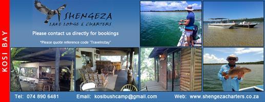 SHENGEZA LAKE LODGE AND CHARTERS