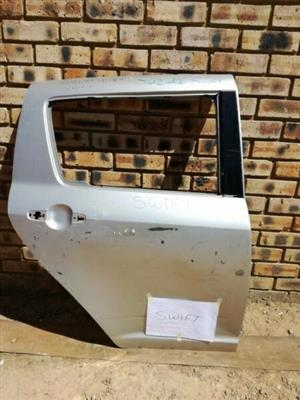 Suzuki Swift Right Rear Door  Contact for Price