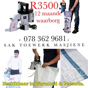 Bag Closing Machines (Stitchers)
