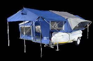 Jurgens Camplite trailer