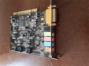 Creative Sound Blaster Live 5.1 Digital SB0220 PCI Card