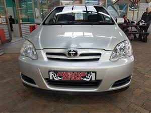 2007 Toyota RunX 160 Sport