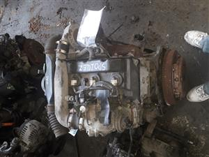 TOYOTA 2KD COMPLETE ENGINE FOR SALE