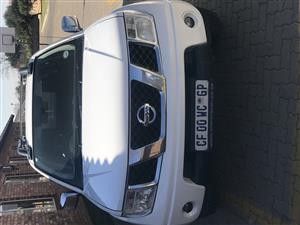 2012 Nissan Navara 2.5dCi