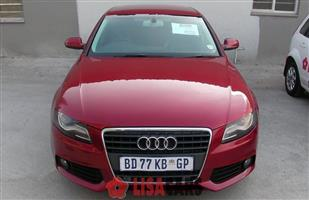 2011 Audi A4 2.0T Ambition multitronic