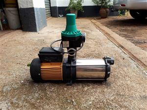 1.1 KW Multi-Stage Water Pump for sale.