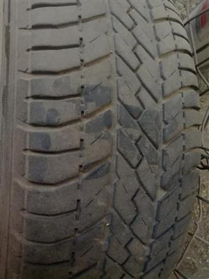 Tyre 175/65R14 good year