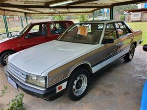 1982 Nissan Skyline