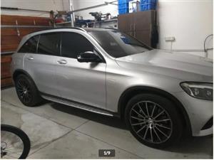 2018 Mercedes Benz GLC 43 4Matic