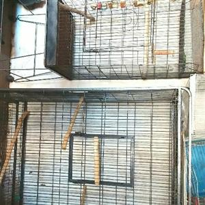 2 cages