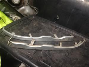 BMW E46 COUPE HEADLIGHT TRIM SET