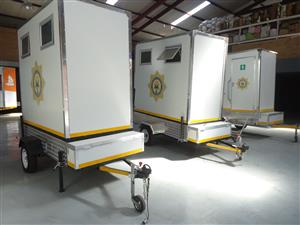 LOCKDOWN SPECIAL ON MOBILE FLUSHABLE TOILETS
