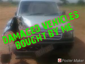 bakkies or cars wanted