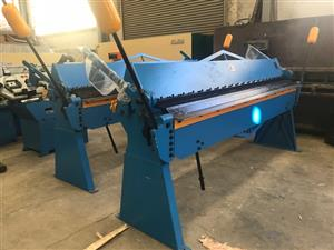 Box & Pan Folder, Bending Folder, Bending Machine,2540mm x 2,5mm, Brand New