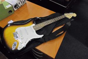Squire Strat Fender Guitar