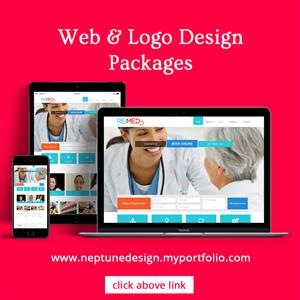 Professional Website & Logo Design