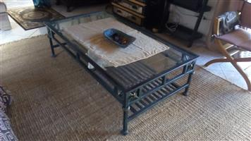 Coffee tables - Wrought iron