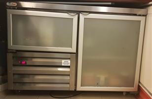 1.5 Door Under counter Fridge, Just Refrigeration