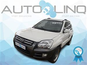 2005 Kia Sportage 2.0CRDi 4x4