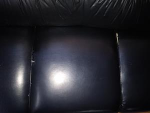 Bonded leather couches for Sale