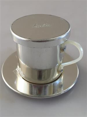 Melitta - coffee Pour over drip cup - a perfect freshly brewed 1 cuppa
