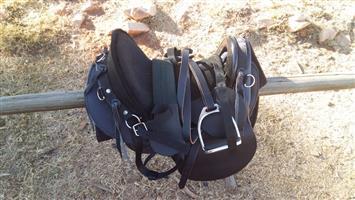 Western Enduro Saddle