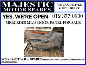 Mercedes benz Ml63 used door panel for sale