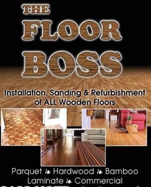 Floor Sanding business