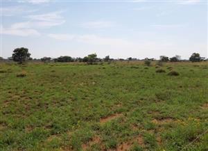 Farm land North of Pretoria