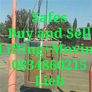 Safe Safes any size and shape