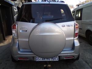 2010 Daihatsu Terios Long 1.5 4x4