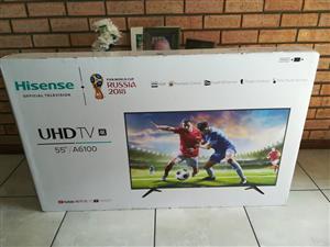 Brand new TV,