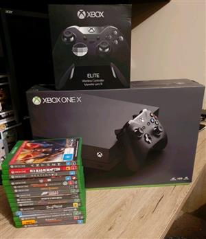 Xbox one x 1tb console brand new sealed