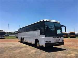 2000 MERCEDES-BENZ 1729 CROSS BORDER BUS (71 SEATER)