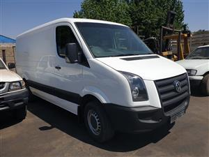 2008 VW Crafter