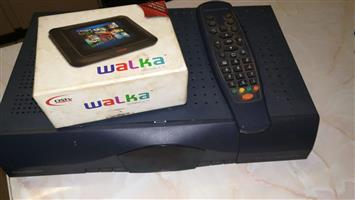 DSTV decoder and Walka