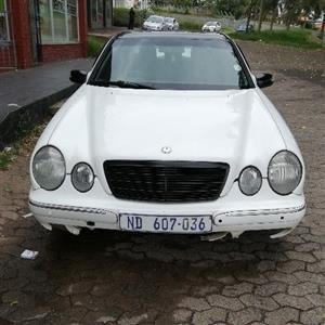 2001 Mercedes Benz
