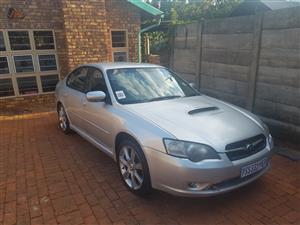 2003 Subaru Legacy 2.0 Premium auto