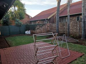 Rhino ridge estate centurion Stylish 3 bedrooms house for sale