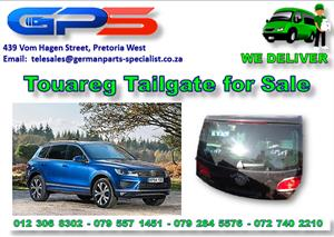 Used VW Touareg Tailgate for Sale