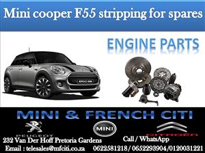 Wide Variety of Mini F55  Engine Parts for sale contact us today and get great deals!!!