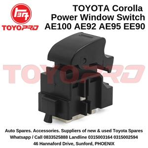 Power Master Window Switch OEM: 84810-32070 For Toyota COROLLA MR2 CAMRY HILUX HIACE LAND CRUISER SPRINTER LEXUS