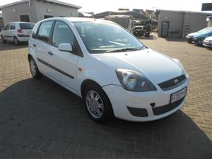 2007 Ford Fiesta 1.6i 5 door Ambiente