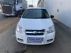 2015 Chevrolet Aveo 1.5 LS