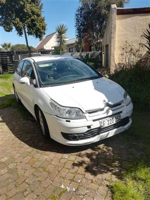2005 Citroen C4 2.0 coupé VTS