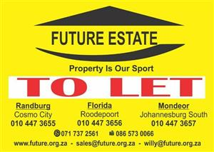 LET US HELP WITH MANAGING YOUR PROPERTY IN RANDBURG AREAS! Give us a call it will be worth it,...