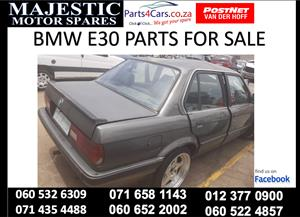 Bmw e30 used spares for sale